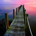 Sunset at Duck Beach