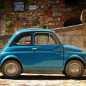 Tuscan Jalopy, Italy