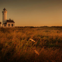 Early Morning at Point Wilson Lighthouse