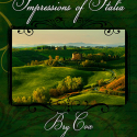 Art Book: Impressions of Italia (Italy)