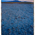 Salt Flats at Twilight