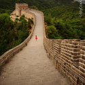 Running Through Time (Great Wall of China)