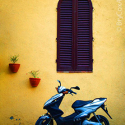 Honeymoon in Tuscany, Italy