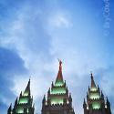 Direction, Salt Lake Temple