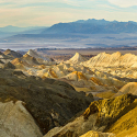 Death Valley Sunrise Panorama